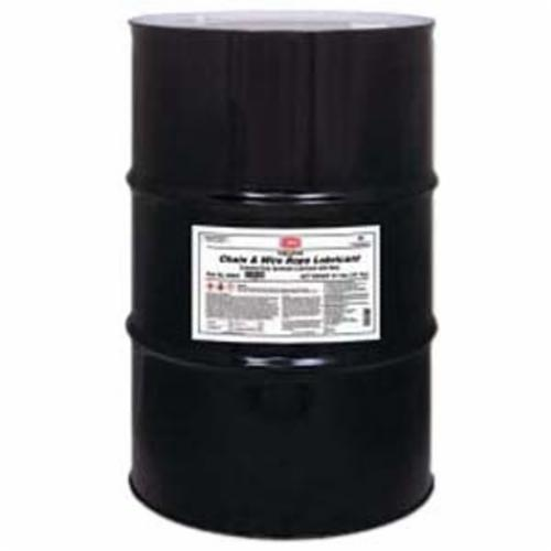 CRC® 03053 Chain/Wire Rope Lubricant, 55 gal Drum, Liquid, Clear ...