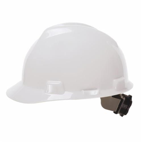 Cordova H24R1 Duo Safety Hard Hat, White, 4-Point Ratchet
