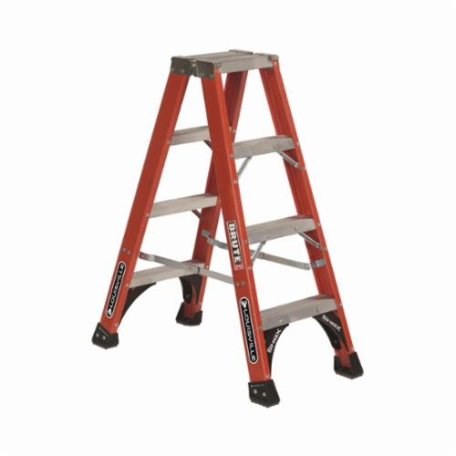 Incredible Louisville Fm1404Hd Non Conductive Step Ladder 4 Ft Ladder Pabps2019 Chair Design Images Pabps2019Com