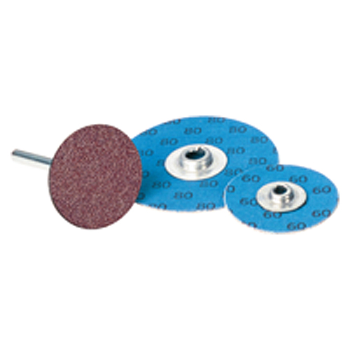 Aluminum Oxide Roll-On Quick Change Disc 1-80 Grit