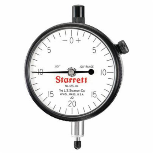 STARRETT 649-1 Spindle Square,0 to 1 In,0-100